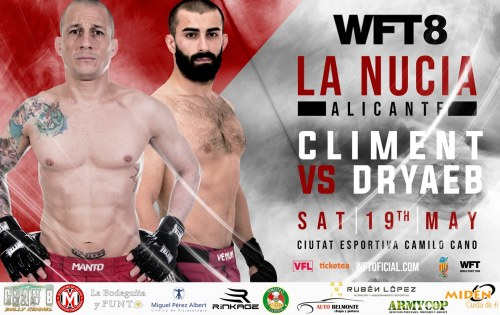 Climent Club  en WFT,  MMA