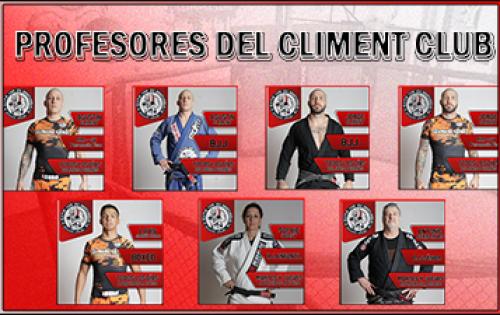 Nuevos profesores en el Climent Club Alicante.