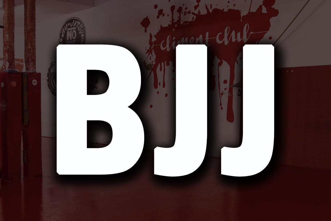 BJJ – Jiu-Jitsu Brasileño