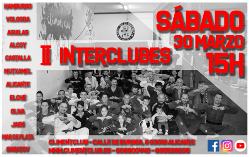 II Interclubes del Climent Club