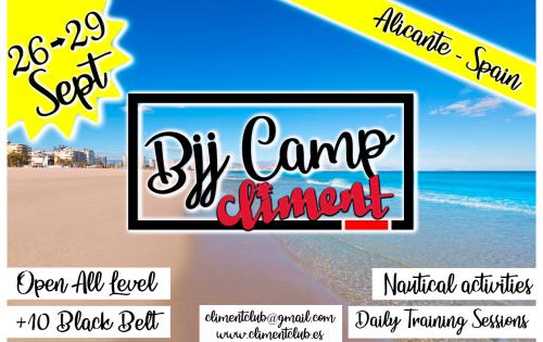 BJJ Camp Climent
