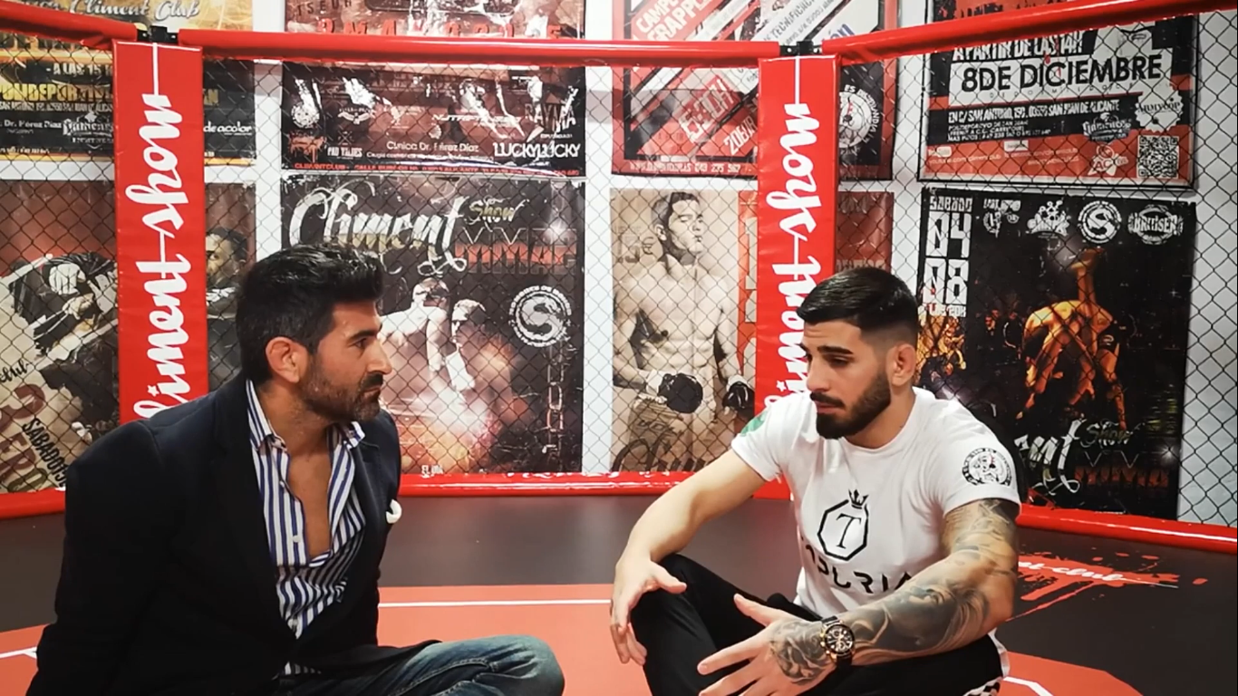 Entrevista a Ilia Topuria