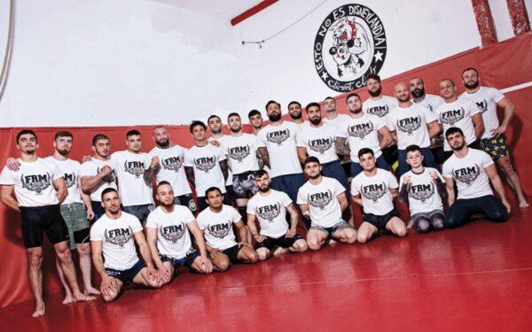 FRM y Climent Club organiza do semanas de entreno de MMA